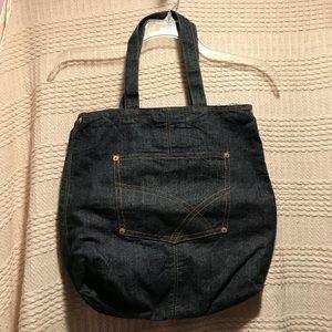 Handbags - 👜NWOT Denim Tote👜